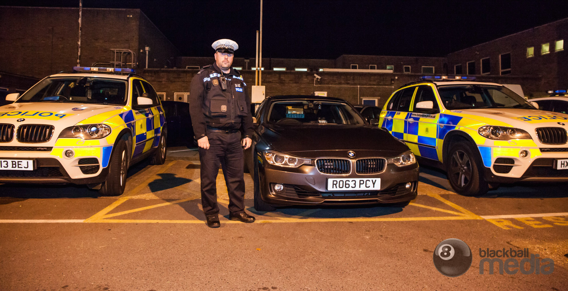 How To Spot One Of The Latest Unmarked Police Cars